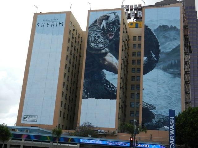 """Skyrim - Una """"grande"""" presenza all'E3 2011"""