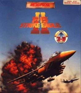 F-15 Strike Eagle II per Atari ST