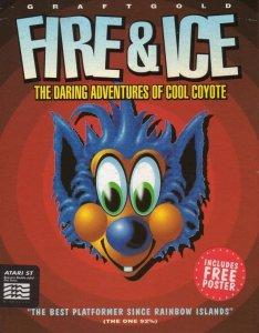 Fire & Ice per Atari ST