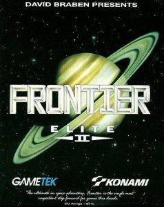 Frontier: Elite II per Atari ST
