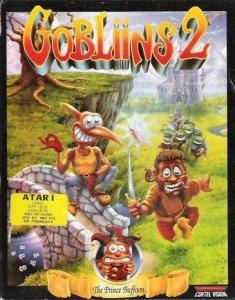Gobliins 2: The Prince Buffoon per Atari ST