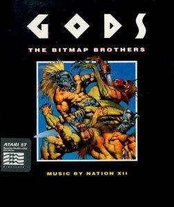 Gods per Atari ST