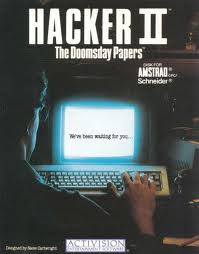 Hacker II: The Doomsday Papers per Amstrad CPC