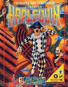 Harlequin per Atari ST