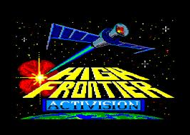High Frontier per Amstrad CPC