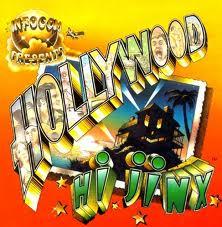 Hollywood Hijinx per Amstrad CPC