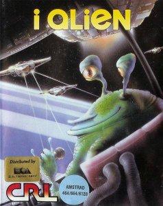 I-Alien per Amstrad CPC