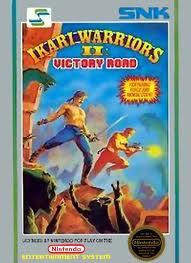 Ikari Warriors II: Victory Road per Amstrad CPC