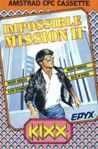Impossible Mission II per Amstrad CPC