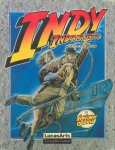 Indiana Jones And The Fate Of Atlantis per Amstrad CPC