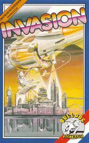 Invasion per Amstrad CPC