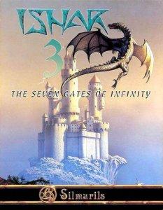 Ishar 3: The Seven Gates of Infinity per Atari ST