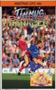 Jimmy's Soccer Manager per Amstrad CPC