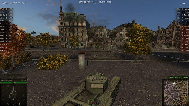 World of Tanks, disponibile la patch 6.6