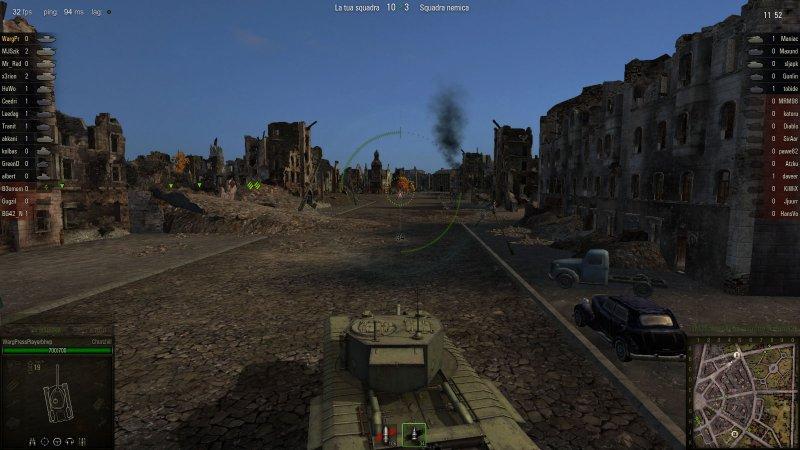 Nuovi contenuti per World of Tanks