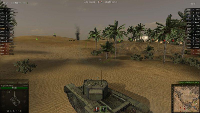 World of Tanks si aggiorna alla versione 6.5