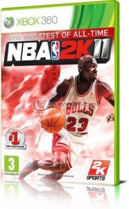NBA 2K11 per Xbox 360