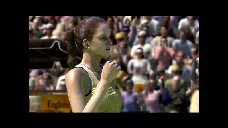 Tennis in punta di dita