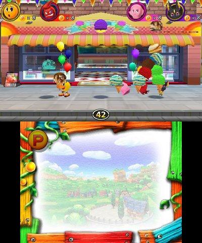 Pac-Man 3D Party è disponibile nei negozi