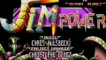 Jim Power in Mutant Planet - Trailer