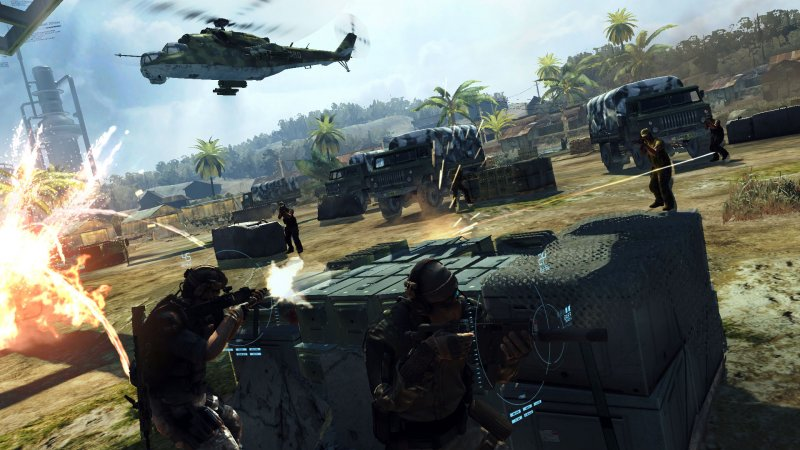 La beta di Ghost Recon: Future Soldier nei primi del 2012