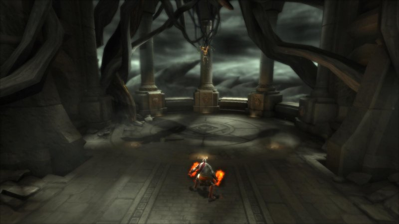 Kratos all'attacco