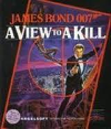 James Bond 007: A View to a Kill per Amstrad CPC