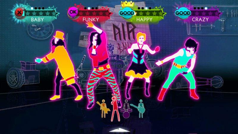 Just Dance 3 ha venduto mezzo milione di copie nell'ultima settimana