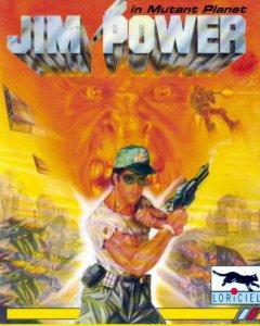 Jim Power in Mutant Planet per Atari ST