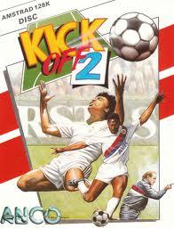 Kick Off 2 per Amstrad CPC