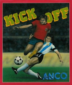 Kick Off per Atari ST