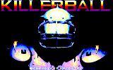 Killerball per Amstrad CPC