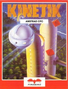 Kinetik per Amstrad CPC