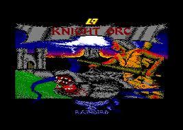 Knight Orc per Amstrad CPC