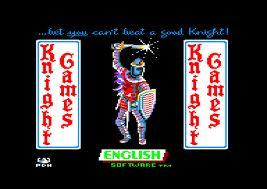 Knight Games per Amstrad CPC