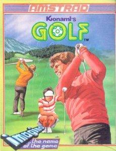 Konami's Golf per Amstrad CPC