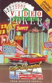 Las Vegas Video Poker per Amstrad CPC