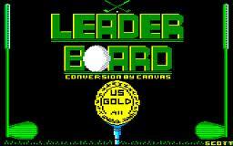Leaderboard per Amstrad CPC