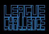 League Challenge per Amstrad CPC