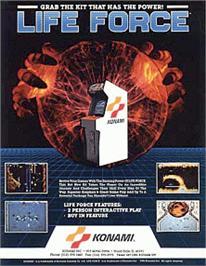Life Force per Amstrad CPC