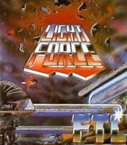 Lightforce per Amstrad CPC