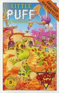 Little Puff in Dragonland per Amstrad CPC