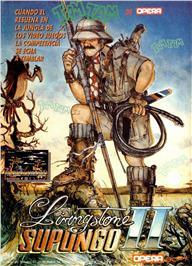 Livingstone Supongo 2 per Amstrad CPC