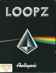 Loopz per Amstrad CPC