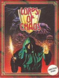 Lords of Chaos per Amstrad CPC