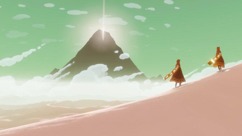 Una beta per Journey