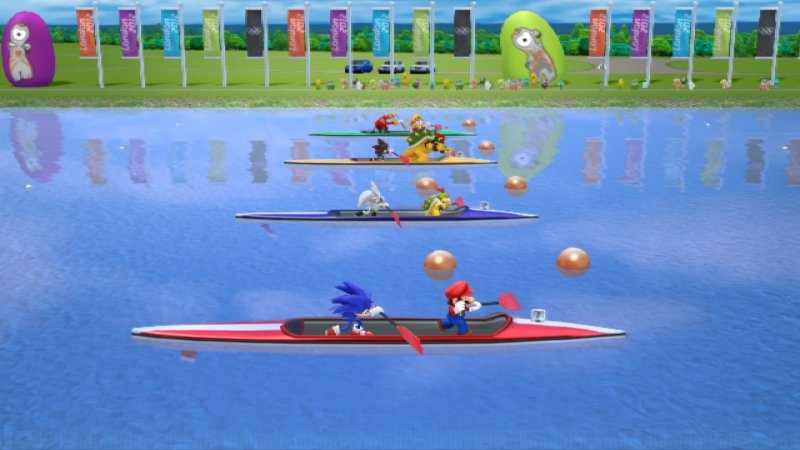La Soluzione di Mario & Sonic ai Giochi Olimpici di Londra 2012