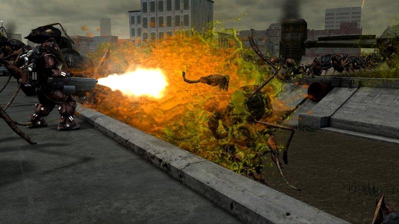 La Soluzione di Earth Defense Force: Insect Armageddon