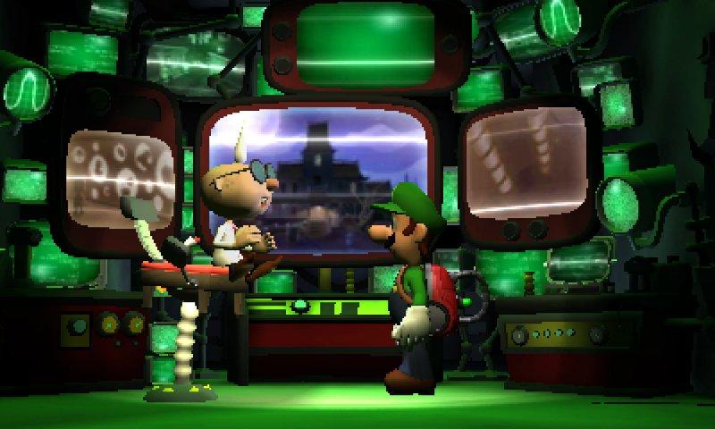 Provaci ancora, Luigi