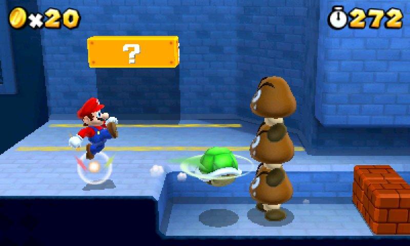 Nuovi nomi e nuove date per Super Mario 3DS e Mario Kart 3DS